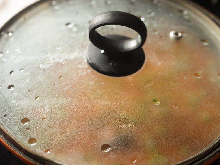 making niramish chanar dalna recipe
