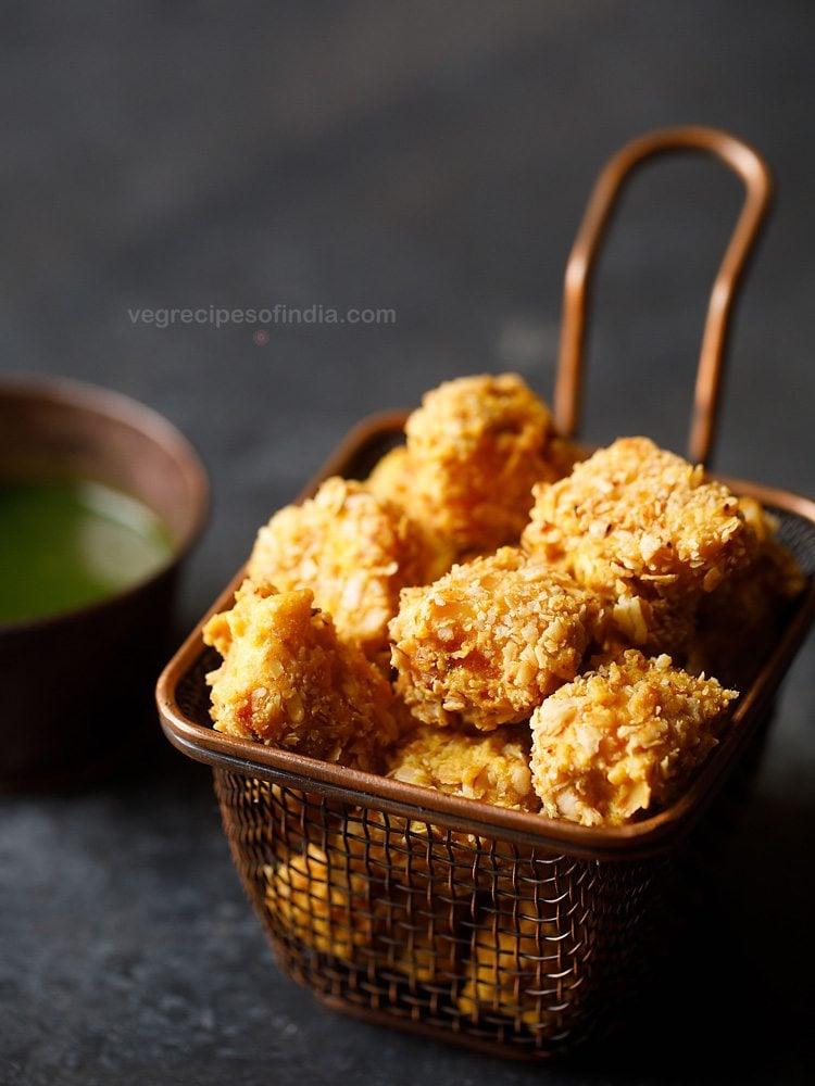 paneer nuggets recipe