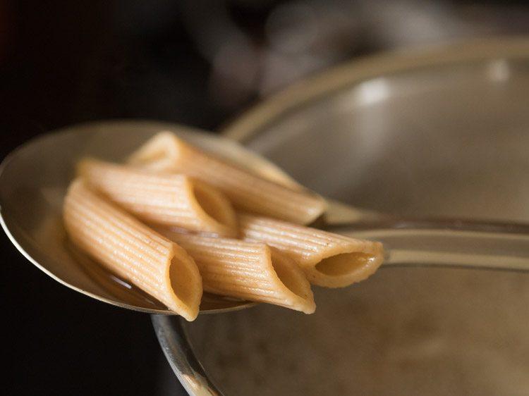 making alfredo sauce pasta recipe