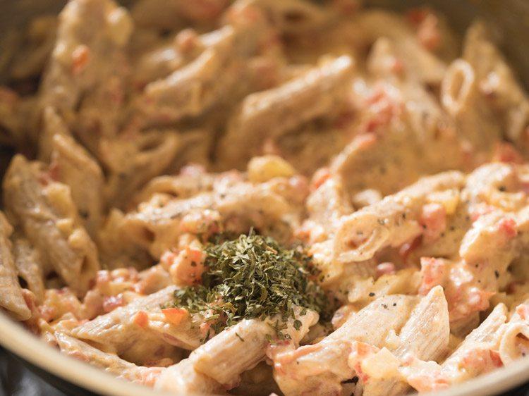pasta in alfredo sauce, alfredo sauce pasta recipe, veggie alfredo pasta recipe
