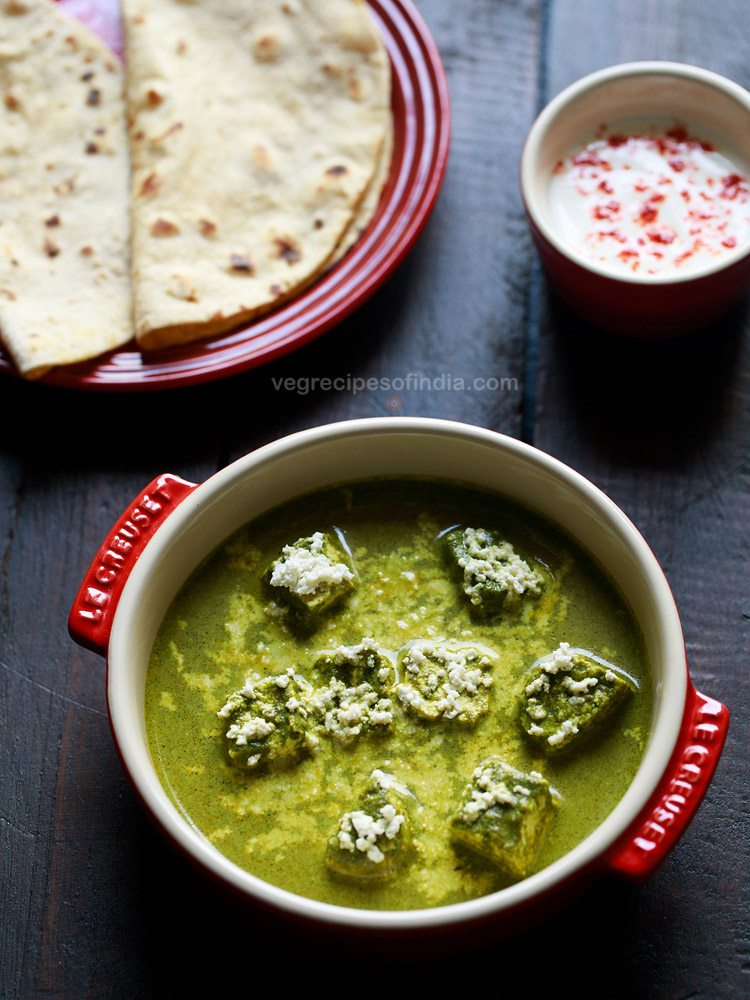 kashmiri methi chaman recipe