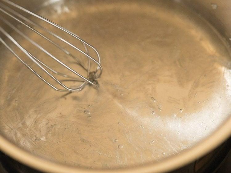 making panna cotta recipe