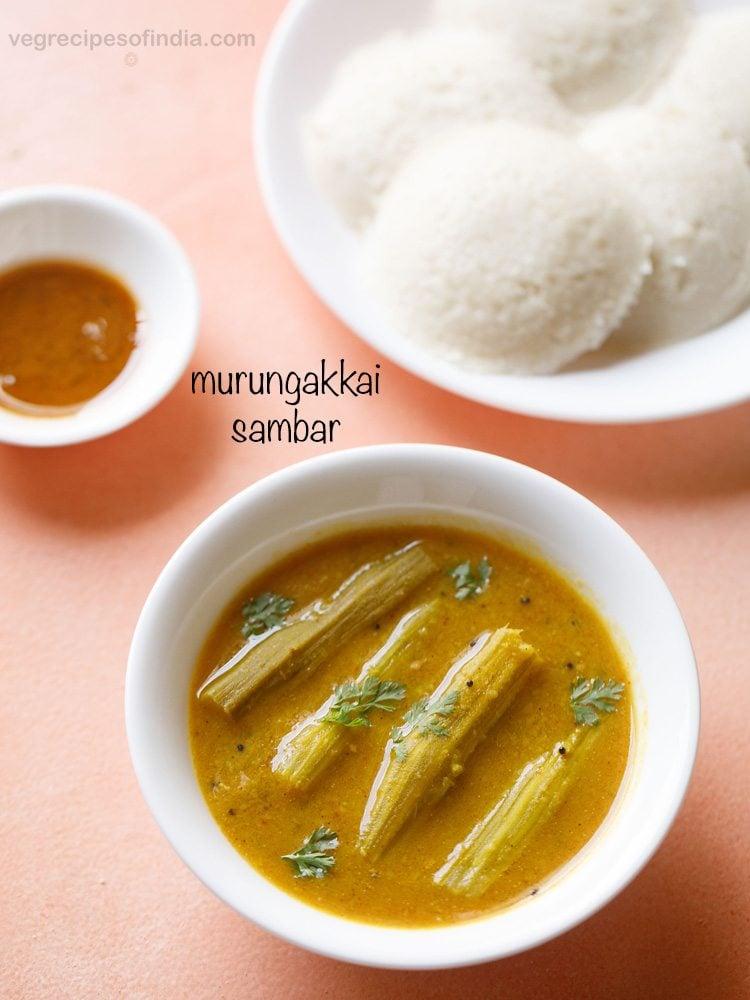 murungakkai sambar