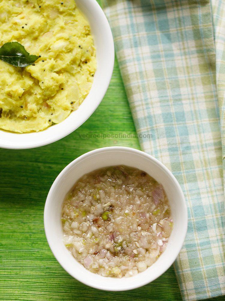 ulli chammanthi recipe