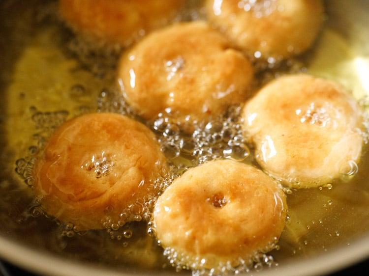 making balushahi or badusha recipe
