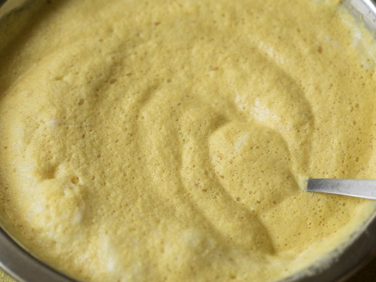 making dhokla recipe