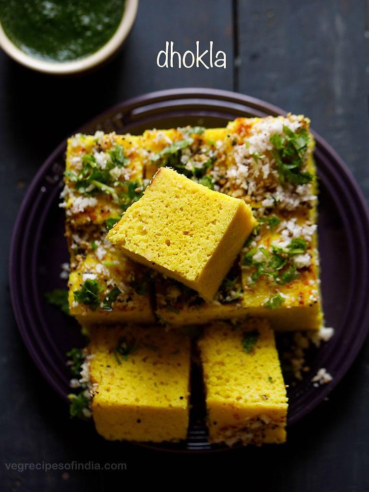 Dhokla recipe how to make dhokla recipe traditional fermented gujarati dhokla recipe forumfinder Images