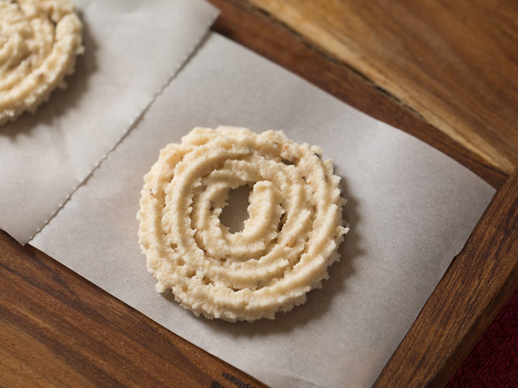 making murukku recipe