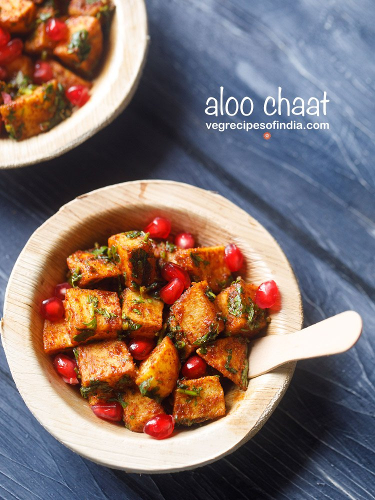 aloo chaat recipe