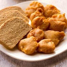 aloo pakora recipe, potato bajji recipe