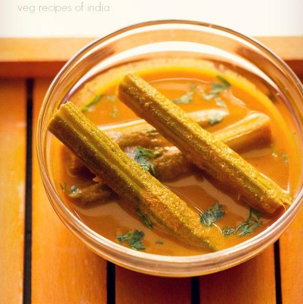 drumstick curry recipe, drumstick gravy recipe