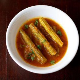 drumstick recipe, drumstick curry recipe