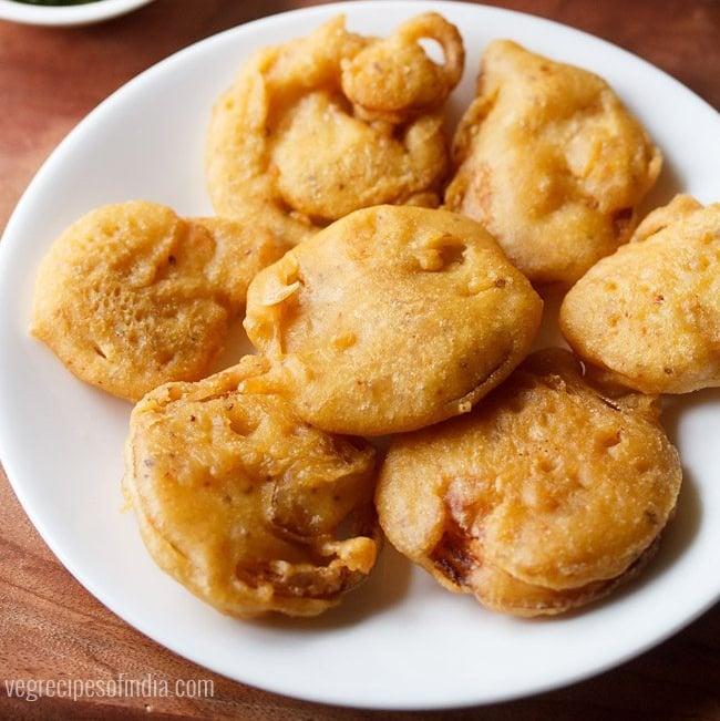 vengaya bajji recipe, onion bajji recipe