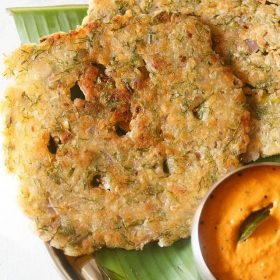 akki roti recipe, akki rotti recipe, how to make akki roti