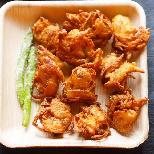 onion pakoda recipe, onion pakora recipe, onion bhaji recipe