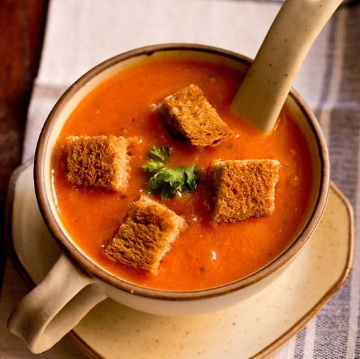 Tomato Soup Recipe Restaurant Style Tomato Soup Recipe Soup Recipes