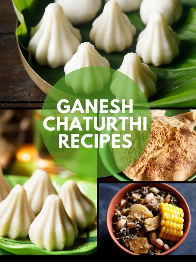 ganesh chaturthi recipes, 60 vinayaka chaturthi recipes, ganesh chaturthi recipes