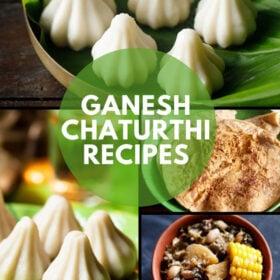 eight ganesh chaturthi recipes